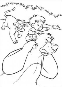 coloring page Jungle Book 2 (22)
