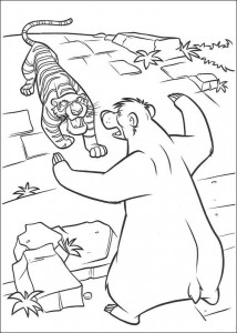 coloring page Jungle Book 2 (23)