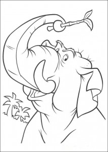 coloring page Jungle Book 2 (7)