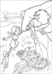 coloring page Jungle Book 2 (2)
