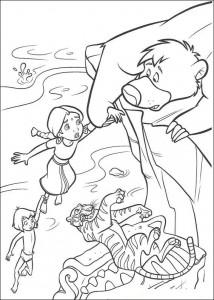målarbok Jungle Book 2 (2)