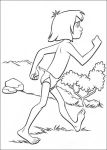 coloring page Jungle book (18)