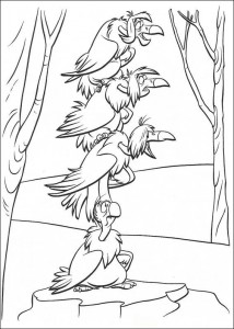 coloring page Jungle book (21)