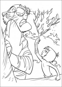 coloring page Jungle book (29)