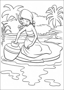 coloring page Jungle book (32)