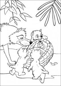 målarbok Junglebok (37)