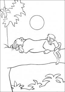 målarbok Junglebok (38)