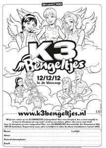 coloring page k3 dangles coloring competition