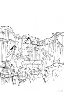 coloring page K3 the fairy tales (13)