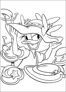 coloring page Katrien (14)