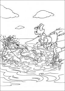 coloring page Katrien (4)