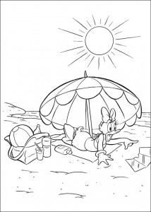 coloring page Katrien (9)