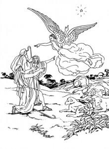 målarbok Julänglar (13)