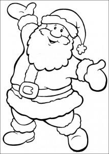 kleurplaat Kerstmis (17)