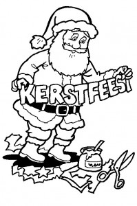 coloring page Christmas - Santa Claus (13)