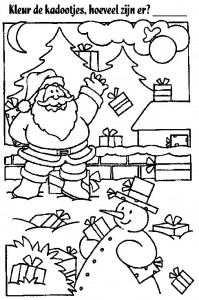 coloring page Christmas - Santa Claus (29)