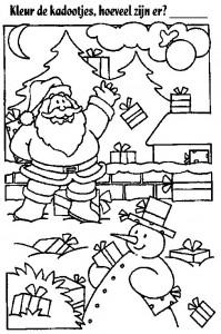 målarbok Jul - jultomten (29)