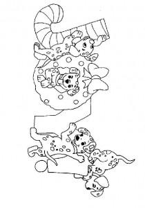 måla jul Disney (12)
