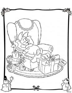 coloring Christmas Disney (26)