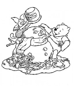 coloring Christmas Disney (29)