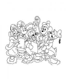måla jul Disney (3)