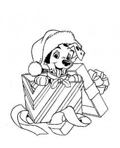 måla jul Disney (37)