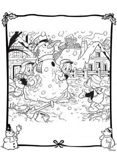 coloring Christmas Disney (39)