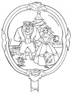 måla jul Disney (43)