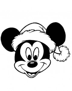 colorare Christmas Disney (9)