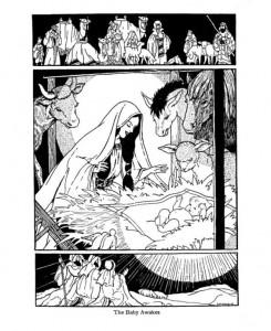 målarbok Jul (traditionell) (11)