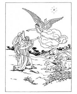 målarbok Jul (traditionell) (5)