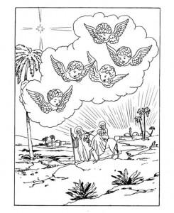 målarbok Jul (traditionell) (6)
