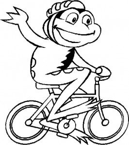 coloring page Frogs (22)