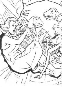boyama kitabı King Kong (10)
