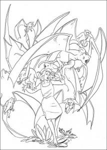coloring page King Kong (11)