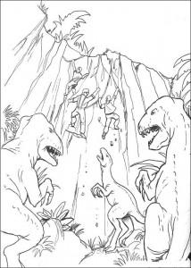 kleurplaat King Kong (8)