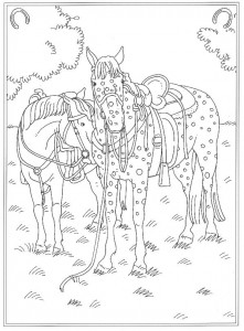coloring page Klar for kjøretimen