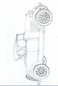 coloring page Classic cars (16)