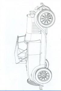 målarbok Klassiska bilar (16)