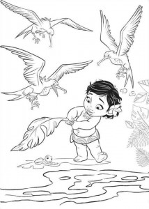 coloring page small 2