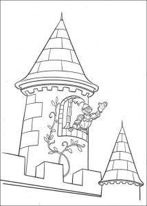 Disegno da colorare Kleine Einsteins (14)