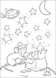 Disegno da colorare Kleine Einsteins (4)