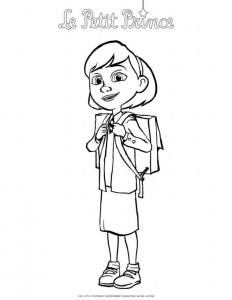 målarbok Little Prince (7)