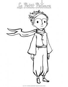 målarbok Little Prince (8)