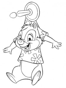 coloring page Nibble and Babbel (11)