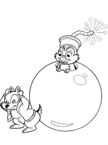 coloring page Nibble and Babbel (28)
