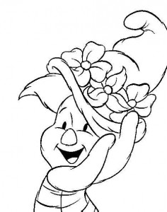 coloring page Piglet (16)