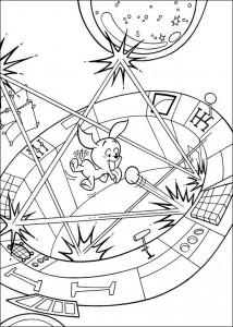 coloring page Krypto de Superdog (31)