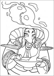 målarbok Kung Fu Panda 2 (18)