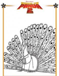 målarbok Kung Fu Panda 2 (5)